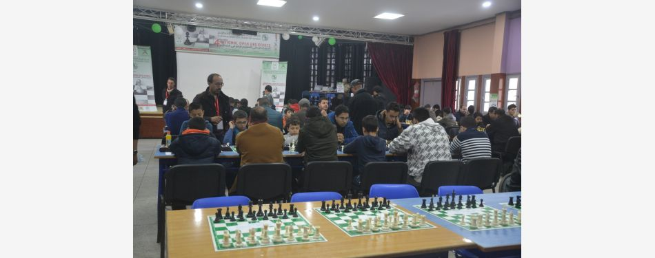 open national echecs eljadida bouge