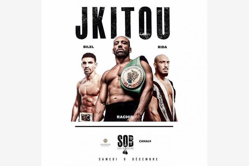 amateurs combat champion boxe rachid mohamed jkitou makhteienko