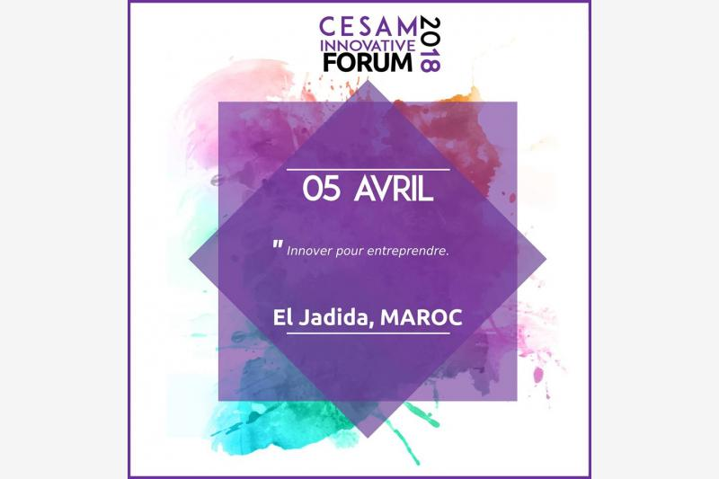 cesam innovative forum eljadida bouge