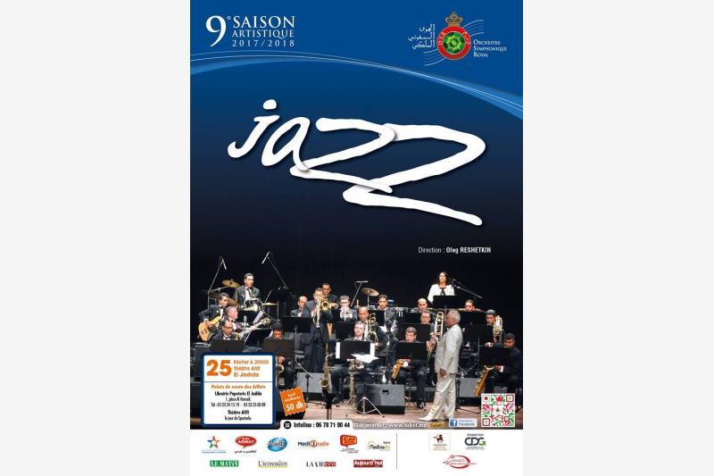 concert de jazz big band eljadida bouge