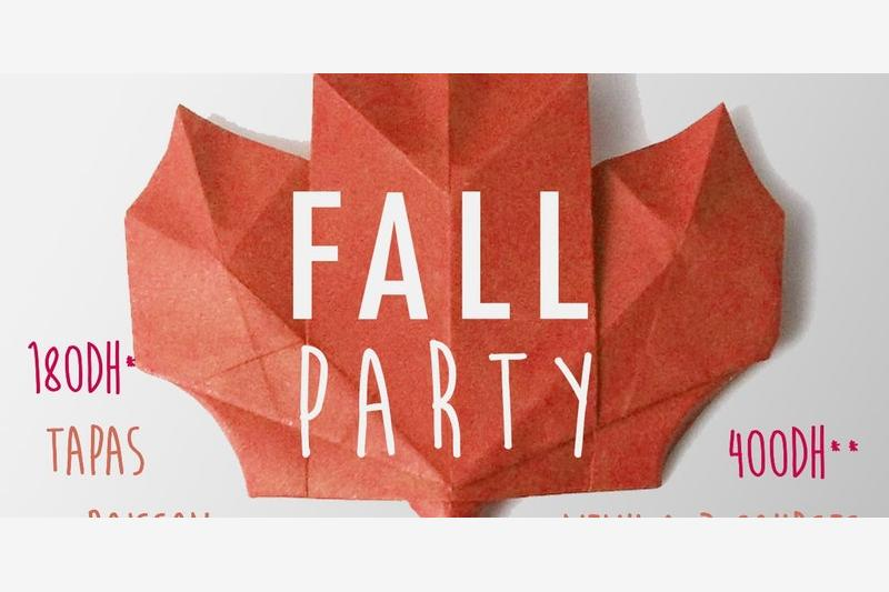 fall partyfall by frnch touch eljadida bouge