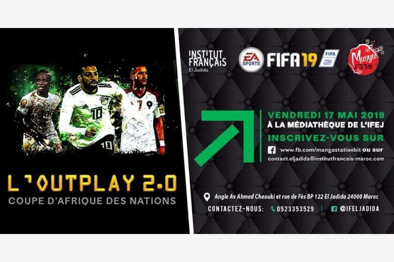 gaming outplay tournoi fifa can 2019 el jadida