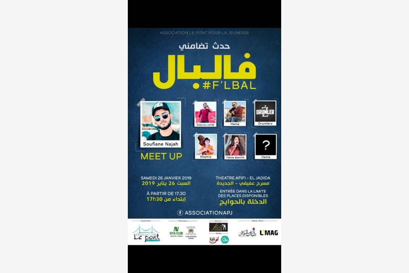 grand evenement au theatre afifi el jadida