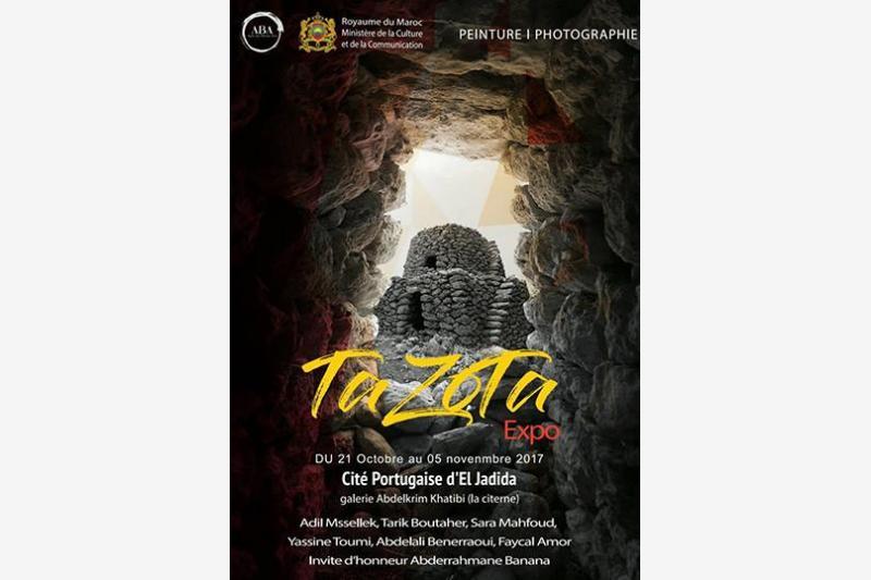 tazota expo amis des beaux arts eljadida bouge