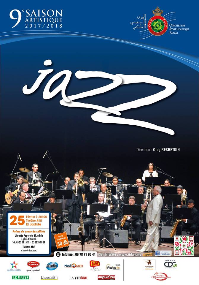 Concert de Jazz Big Band El Jadida