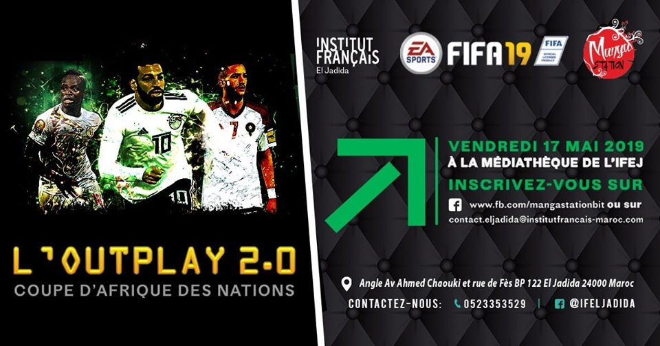 Gaming : L'Outplay 2.0 | Tournoi 1v1 FIFA - CAN 2019